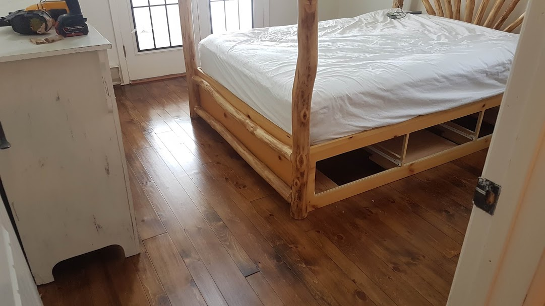 What is the Best Kind of Flooring for Cabins?